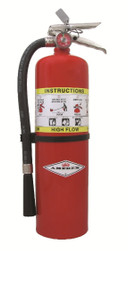 Amerex A412 (20 lbs.) Regular Dry Chemical Fire Extinguisher