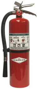 Amerex B371 (13 lbs.) Halon 1211  Fire Extinguisher