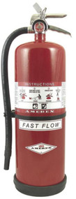 Amerex 589 (30 lbs.) High Performance Dry Chemical Fire Extinguisher
