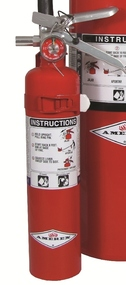 Amerex B410T (2.5 lbs.) Purple K Dry Chemical Fire Extinguisher