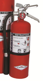 Amerex B479 (5 lbs.) Purple K Dry Chemical Fire Extinguisher
