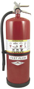 Amerex 591 (30 lbs.) High Performance Dry Chemical Fire Extinguisher