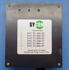 SYC-TC-208-3Y Sycom 3 Phase Wye 208 Volts