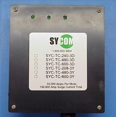 SYC-TC-240-3D Sycom 3 Phase Delta 240 Volts