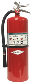 Amerex 361 (17 lbs.) Halon 1211  Fire Extinguisher
