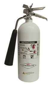 Amerex 322NM (5 lb) Nonmagentic Carbon Dioxide Fire Extinguisher
