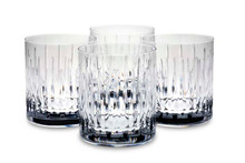 Double Old Fashioned Set of 4
