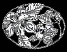 Magnolia Trivet.