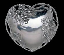 Grape Heart Coupe Tray