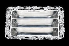 Grape Flatware Caddy / Divided Platter