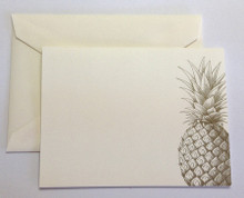 Pineapple Fashion Motif Folders
