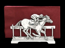 Thoroughbred Napkin Holder