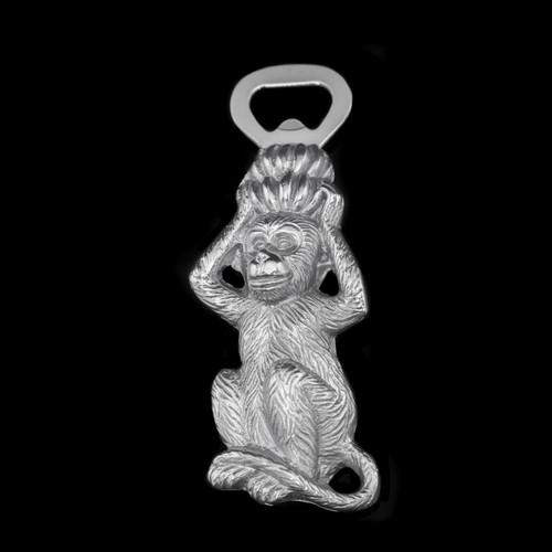 Safari Monkey Bottle Opener