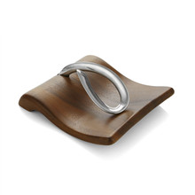 Nambe Breeze Napkin Holder