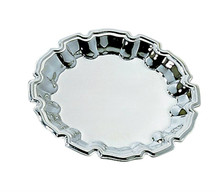 "Scalloped Edge 12"" Tray"