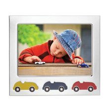 Race Car Frame Holds a 5x7 Photo