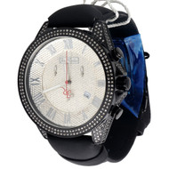 Joe Rodeo Glory Diamond Watch Aqua Master JoJino Roman Numbers 3.50 Ct. JGL43