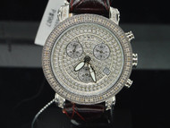 LADIES JOE RODEO JOJO ICETIME CLASSIC LOOK PASSION 0.60 CT DIAMOND WATCH JPA2