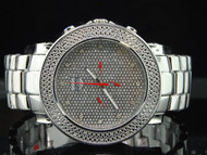 "Diamond Watch by Platinum Watch Company ""PWC"" Jojino Joe Rodeo Style PWC-JU103"