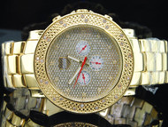 "Diamond Watch by Platinum Watch Company ""PWC"" Jojino Joe Rodeo Style PWC-JU108"
