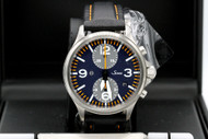 Brand New Sinn 756 III Duochronograph - Limited Edition of 75 for Germany