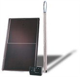 2,700w Fixed 10 Panel Solar Array with Frames, Posts and any SQFlex Solar Pump with Isolation switch