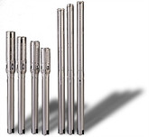 Grundfos SQF 0.6-3N submersible solar pump and motor (Helical Rotor)