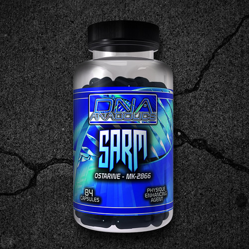 SARM | DNA Anabolics Research | JW Supplements