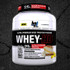 """Whey-HD™ is a modern day masterpiece. It is a smooth, delicious, mouthwatering scoop of unadulterated pure """"Ultra Premium"""" whey protein powder. Formulated to dissolve easily and digest quickly – Whey-HD™ is the absolute best.*"""
