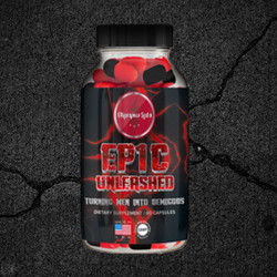 Once again, Olympus Labs has set the bar for the category of natural anabolics with its reformulation of EP1C – EP1C Unleashed!