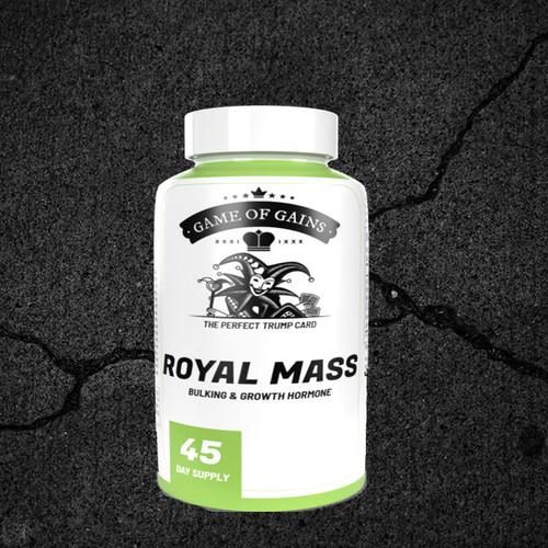 Royal Mass (MASS GH) | Olympus UK | JW Supplements