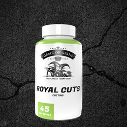 If you are looking for extreme endurance, stamina, and recomp gains– look no further, as GAME OF GAINS is proud to present ROYAL CUTS.
