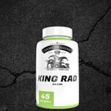 If you are looking for extreme recomping, strength, and lean muscle mass gains – look no further, as Game of Games is proud to present KING RAD