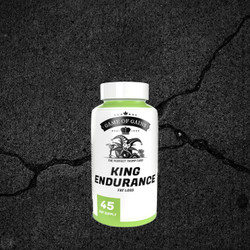 King Edurance by Game of Gains was formulated as being a catalyst to increasing lean size, hardening muscles, and attaining strength that comparable of a demigod's. It's the perfect Recomping PPAR Modulator.
