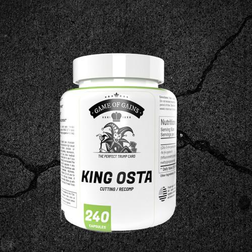 King Osta (OSTAR1NE) | Olympus Labs | JW Supplements
