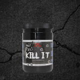 KILL IT Pre-workout was designed to elevate your ability to train harder, stay strong longer, and produce a overflowing pipeline of muscle healing blood to your working muscles.