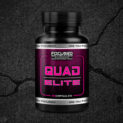 Focused Nutrition is back at it again. Quad Elite is the strongest lean bulking quad SARM stack in the industry.