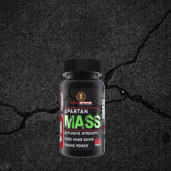 Spartan Mass is non-estrogenic, offers the ideal composition to maximize muscle mass and strength, with almost little to no side effects of typical prohormones like lethargy or gyno.