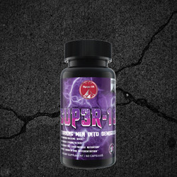 Sup3r-19 is an excellent compound regardless of your goals; it can aid in gaining lean body mass and strength, or help maintain muscle and strength when dieting with a caloric deficit. SUP3R-19 stacks well with almost any compound.