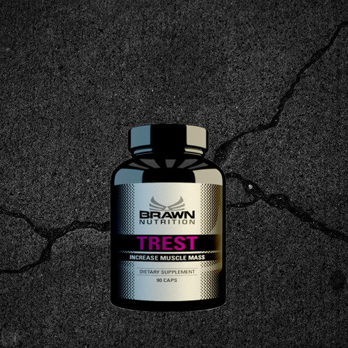 Brawn Trest  Brawn Nutrition   JW Supplements