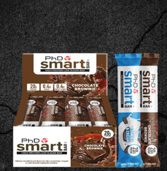 Perfect macros, 20g protein per bar and less than 2g sugar