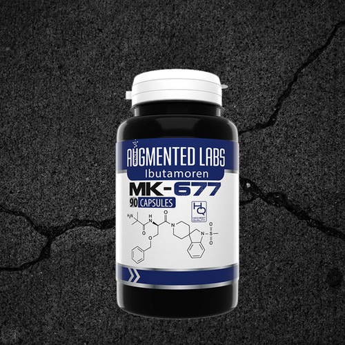 MK-677 Ibutamoren 90cps | Augmented Labs | JW Supplements