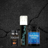 Test Recovery Stack - SustainAlpha, EndoAmp, TOCO-9