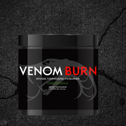 Venom Burn: Intenese Thermogenic Fat Burner