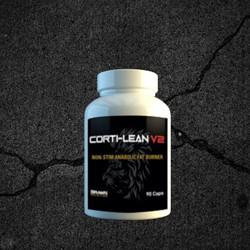 Corti-lean is a non-stim, cortisol-reducing adaptogenic and anabolic fatburner.