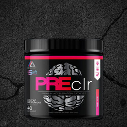 A caffeine free pre-workout for intense focus and energy.