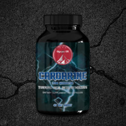 Cardar1ne by Olympus labs was formulated as being a catalyst to increasing lean size, hardening muscles, and attaining strength that comparable of a demigod's. It's the perfect Recomping PPAR Modulator.