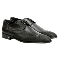 Vestigium Genuine Cat Shark & Calf Oxford Dress Shoe