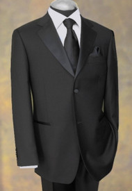 Gianni Manzoni 2-Button Super 150's Wool Italian Tuxedo