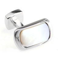 Mother of Pearl Stationary Cufflinks (V-CF-G5495MP)
